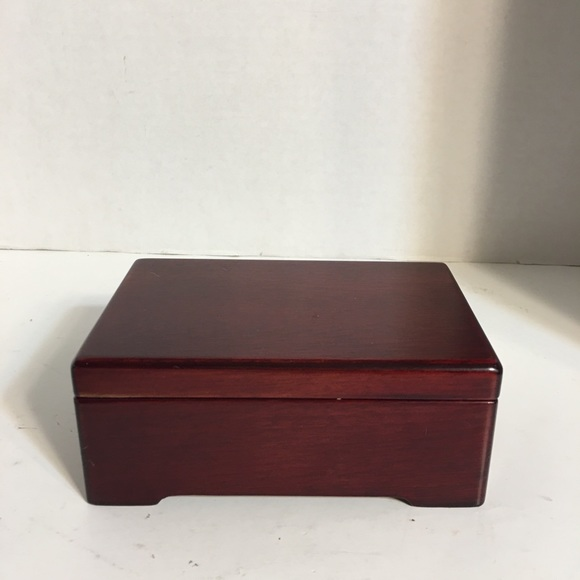 Wooden Musical Jewelry Box!
